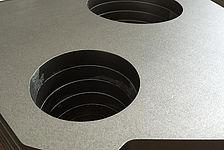 Sandstrahlen mit SA2,5 für eine saubere Oberfläche