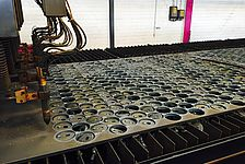 Autogen Teile mit mehreren Brennern gleichzeitig