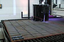 Plasma Brennteile in hohen Stückzahlen