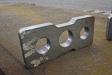 Präziser Brennschnitt in dicken Teilen mit Plasma