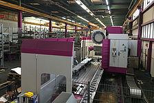 CNC-Fräsen von Grossbauteilen mit Präzision