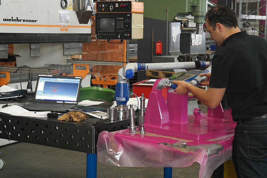 Ausbildung Industriemechaniker Bruchsal