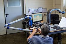 Qualitätskontrolle mittels 3D Vermessung