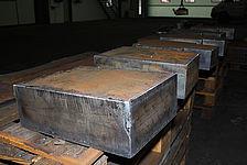 Brennzuschnitte bis zu 300 mm Blechdicke