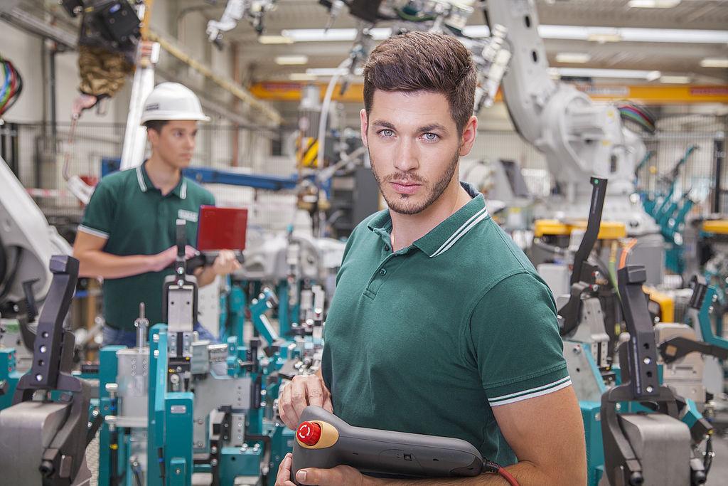 KTS Azubi Industriemechaniker Metall