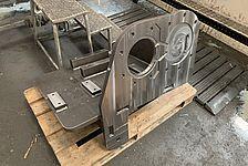 Anbaugestelle für Roboteranlagen
