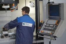 Maschinen- und Anlagenführer für CNC Fräsmaschinen